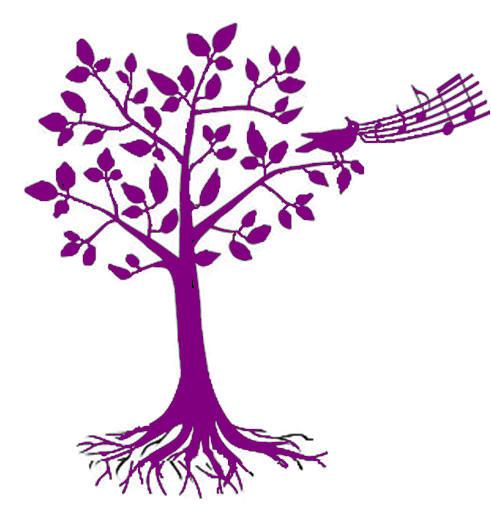 ancrage logo violet